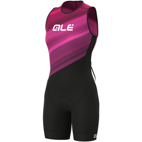 Alé Cycling Kaula Lympc SL Triathlon Skinsuit Women, magenta